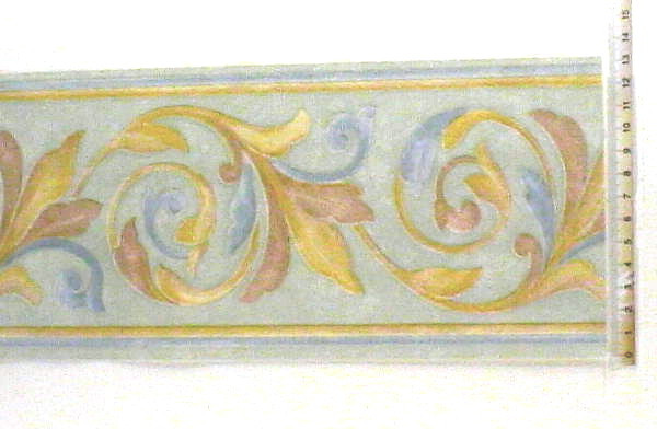 Bordi decorativi adesivi per la casa papel co for Bordi decorativi per pareti